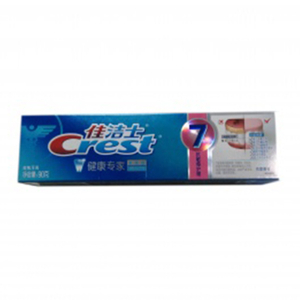 Toothpaste box board